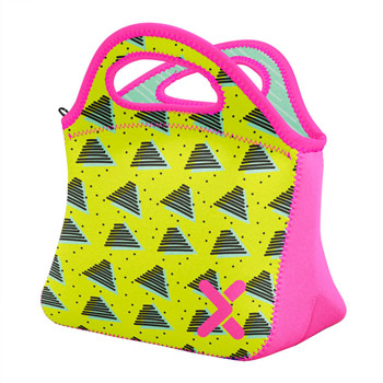 Duplex Klutch Neoprene Lunch Bag