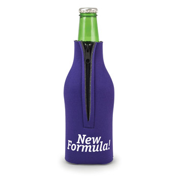 Zippered Bottle Coolie (TM)