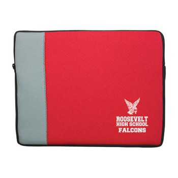 Zippered Neoprene Laptop Sleeve