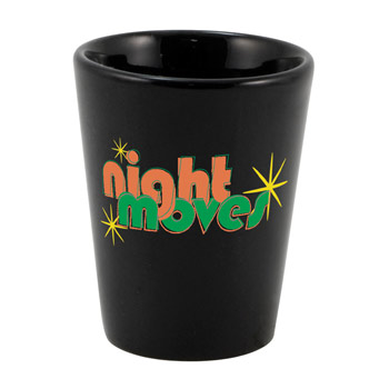 Black 1.5 oz. Shot Glass