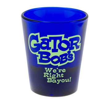 Cobalt 1.5 oz. Shot Glass