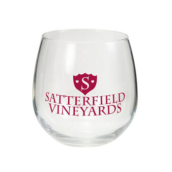 16.75 oz. Stemless Wine glass