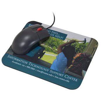 Standard Shape Mouse Pad - Rectangle